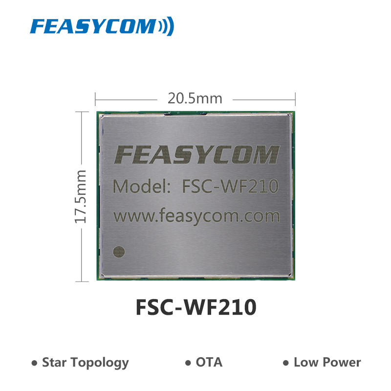 TI CC3220SF Wi-Fi SoC Module Solution | FSC-WF210
