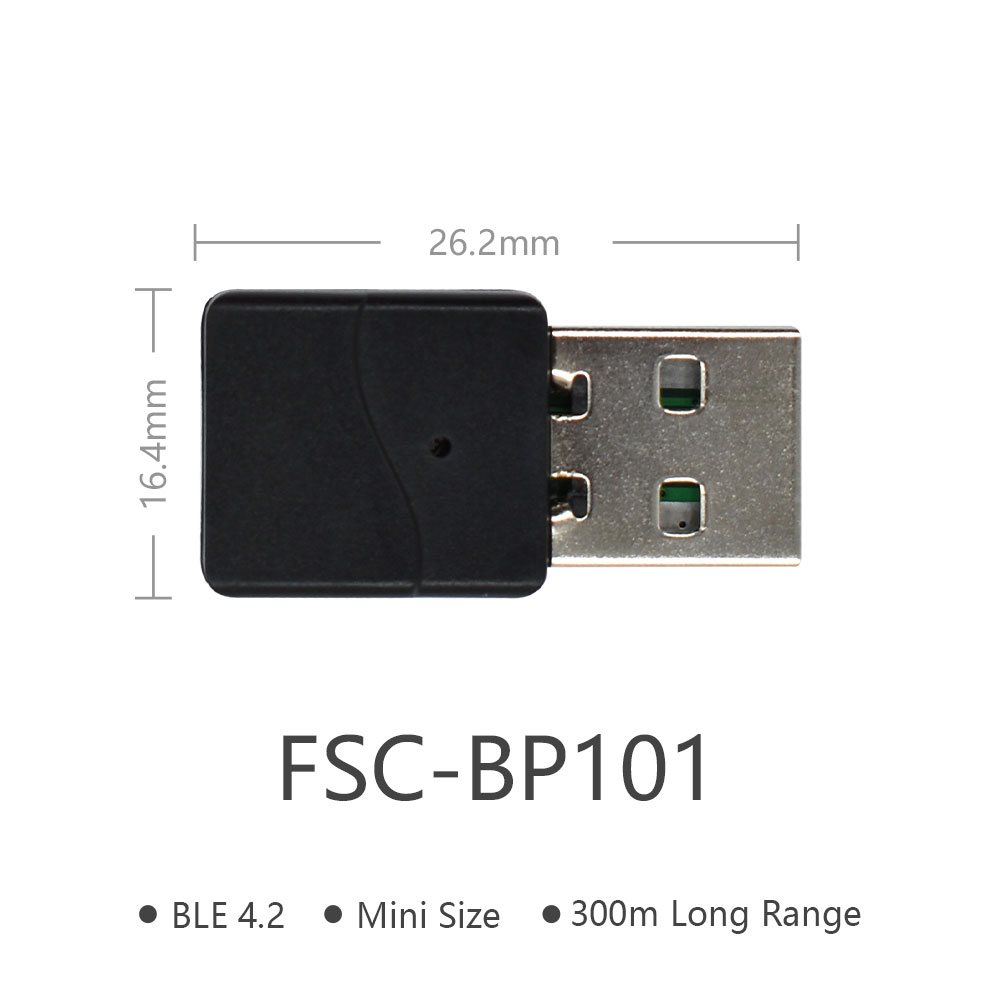 Mini Size USB Powered 블루투스 비컨 Bluetooth BEACON | FSC-BP101
